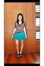 Vorvon-blouse-vorvon-vest-vorvon-skirt-vorvon-shoes