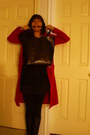 Kmart-bag-ross-stores-dress-rainbow-coat-hot-topic-boots-forever-21-acce
