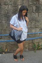 shorts - - black