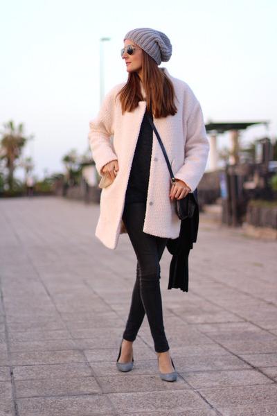 Mango Pink Coat | Down Coat