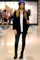 PERSUNMALL bag - Zara boots - Stradivarius hair accessory