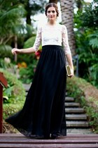 cloe bag - Chichi clothing dress - cloe earrings