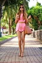 inlovewithfashion suit - Zara heels