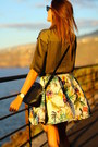 Choies-skirt-walktrendy-blouse-mango-sandals-stradivarius-belt