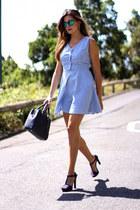 romwe dress - Primark heels