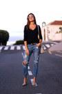 Mango-jeans-michael-kors-bag-fendi-sunglasses-shein-top