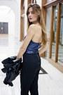 Zara-jacket-la-strada-heels-tfnc-london-jumper