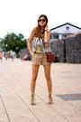 Guess-bag-bershka-shorts-fendi-sunglasses-sheinside-blouse