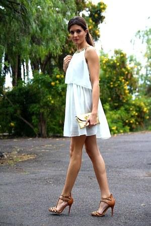 TFNC dress - Zara heels