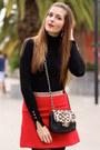 Zara-boots-zara-sweater-zara-skirt