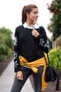 Bershka-jeans-zara-jacket-sheinside-sweater-adidas-sneakers