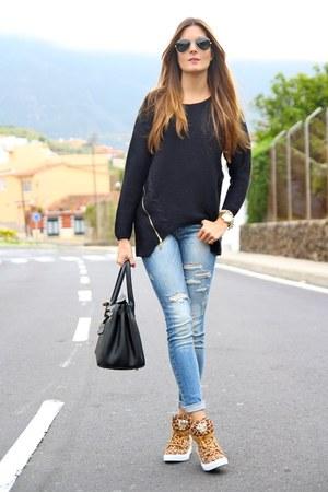 PERSUNMALL sweater - PERSUNMALL sneakers