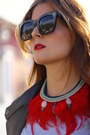 Zara-jeans-zara-jacket-celine-sunglasses-sara-briganty-necklace