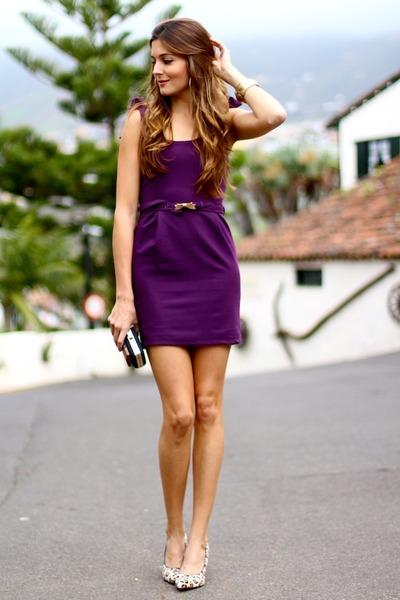 sammydress dress - PERSUNMALL heels