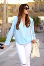 Mango-sunglasses-zara-heels-zara-panties-tfnc-london-blouse
