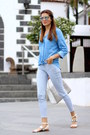 Stradivarius-jeans-christian-siriano-bag-christian-dior-sunglasses