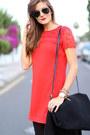 Tfnc-london-dress-zara-coat-persunmall-bag-choies-heels