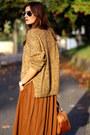 Bershka-boots-yoins-sweater-zara-bag-zara-skirt