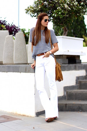 Topman jeans - Pecas bag - Zara t-shirt - Stradivarius heels