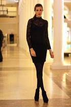 black Denia boots - black TFNC LONDON dress