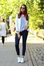 Zara-jacket-stradivarius-t-shirt-stradivarius-panties-panama-jack-sneakers