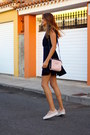 Persunmall-dress-bimba-lola-bag-pull-bear-sneakers