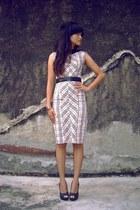 Personal Custom Made dress - iconninety9 heels