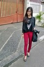 Maroon-forever-21-jeans-black-colorbox-jacket-black-manggadua-shirt