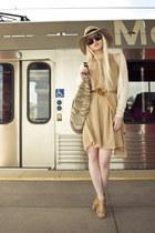 31 phillip lim dress - asos hat - Diane Von Furstenberg bag - Pour La Victoire w