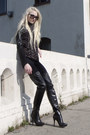 Jean-michel-cazabat-boots-wayne-jacket-david-lerner-leggings
