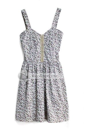 floral print Dinodirect dress