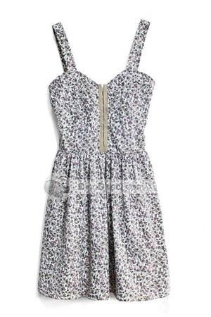 floral print Dinodirect dress