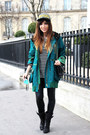 Black-laurence-dacade-boots-teal-heimstone-jacket-black-asos-leggings