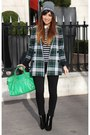 Black-proenza-schouler-boots-dark-green-suno-coat