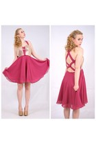 bubble gum DresseStylist dress
