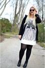 Bershka-boots-yumi-dress