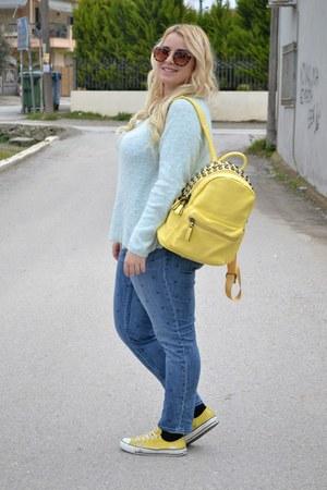 H&M jeans - H&M jumper