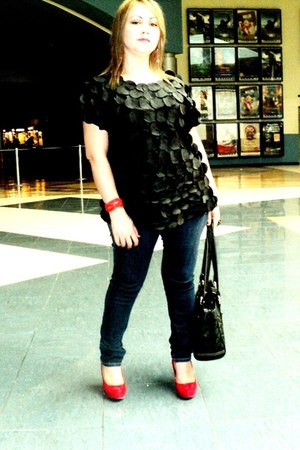 Jaclyn Smith blouse