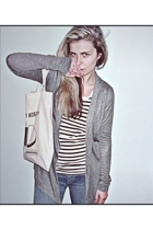 Zara blazer - Zara t-shirt