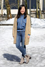 Heather-gray-pour-la-victoire-boots-blue-denim-french-connection-jeans