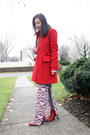 Red-ankle-boots-sam-edelman-boots-pink-maxi-dress-free-people-dress