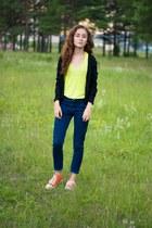 Incity jeans - jennyfer top