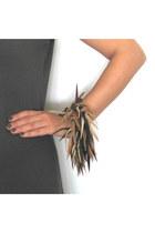 Fringed Maslinda Bracelets