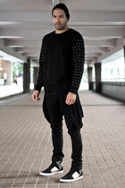 black black jeans Black Barrett by Neil Barrett jeans