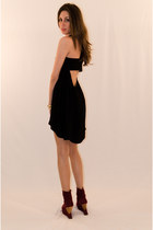 Black-rayon-iikoy-dress
