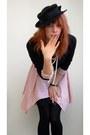 Pink-gina-tricot-dress