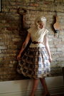Beige-vintage-blouse-brown-vintage-skirt-brown-vintage-shoes