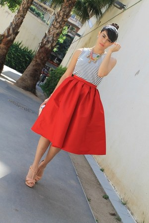 red Rosewholesale skirt