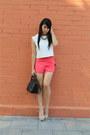 Zara-shoes-primark-bag-suiteblanco-shorts-stradivarius-necklace