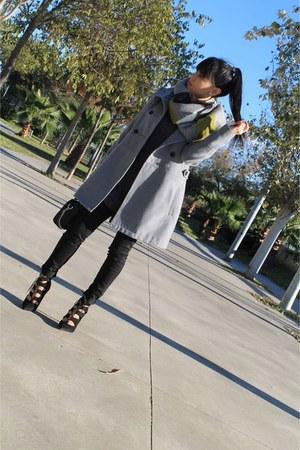 black Primark shoes